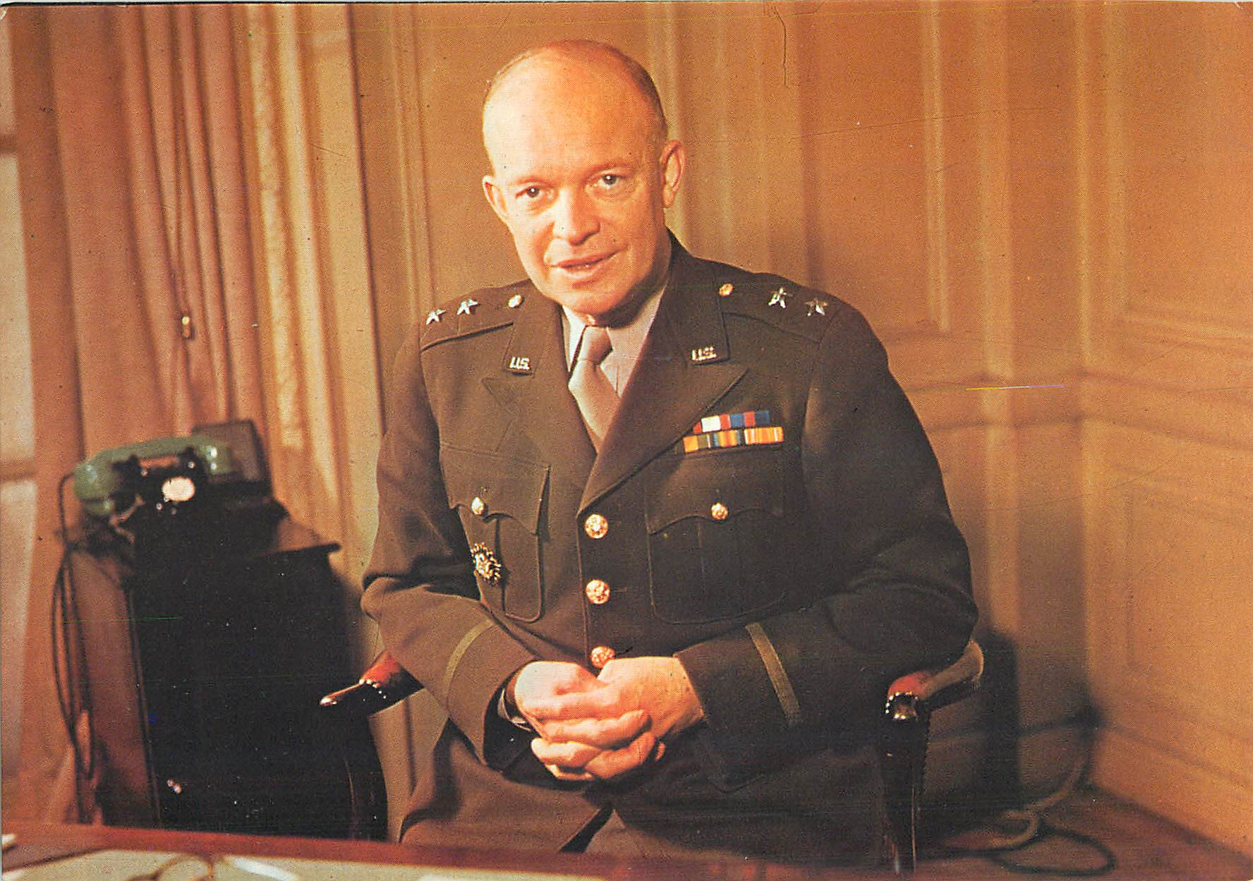 """General Dwight D. Eisenhower"""