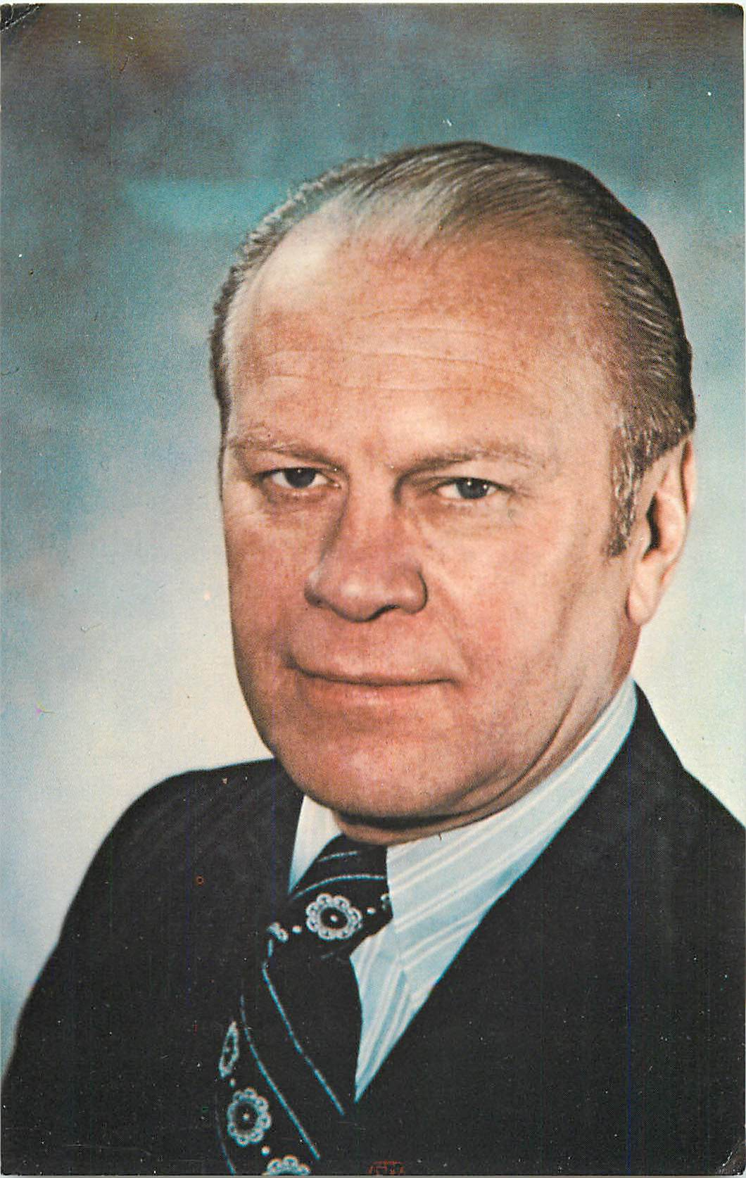 """Gerald Ford, 38th President of the United States"""