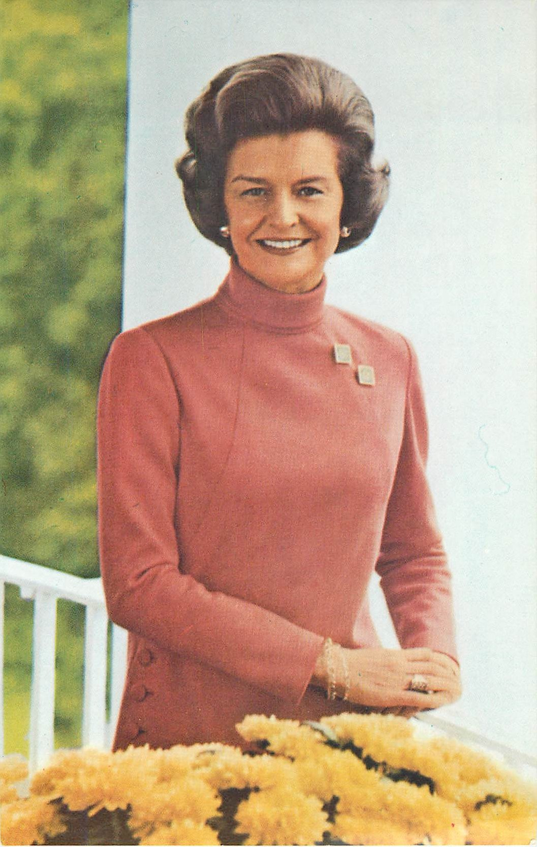 """Beautiful Betty Ford"""