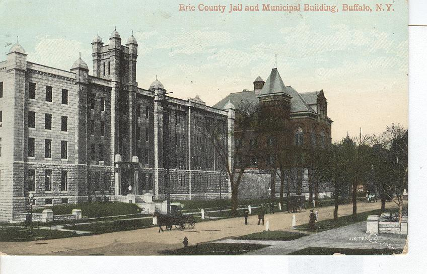 Jefferson County Jail, Watertown, NY