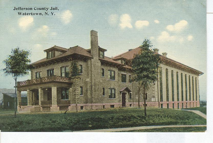 Jefferson County Jail Watertown, NY