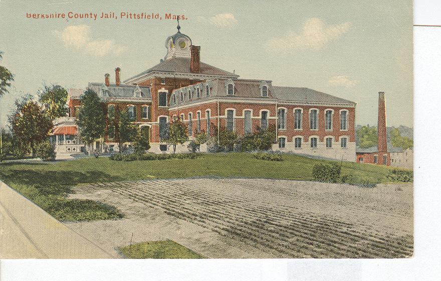 Berkshire County Jail Pittsfield Mass.