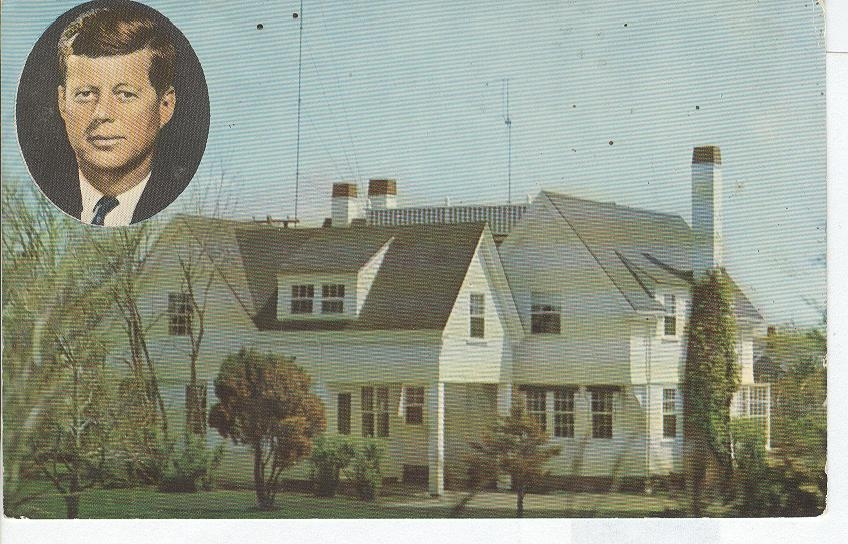 President John F. Kennedy (Summer Home)