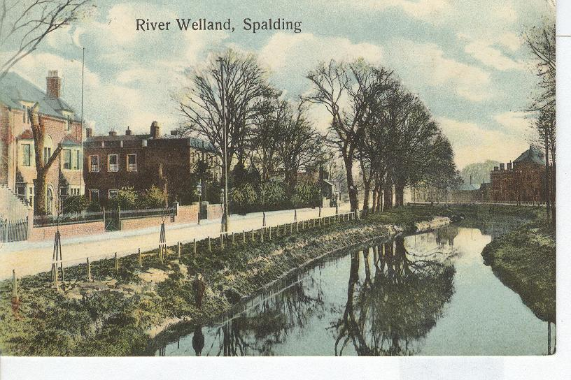 River Welland, Spalding...Eastern England