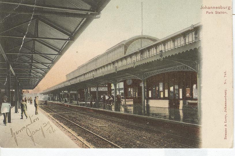 Johannesburg Park Station