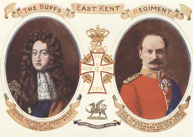 The Buffs East Kent Regiment