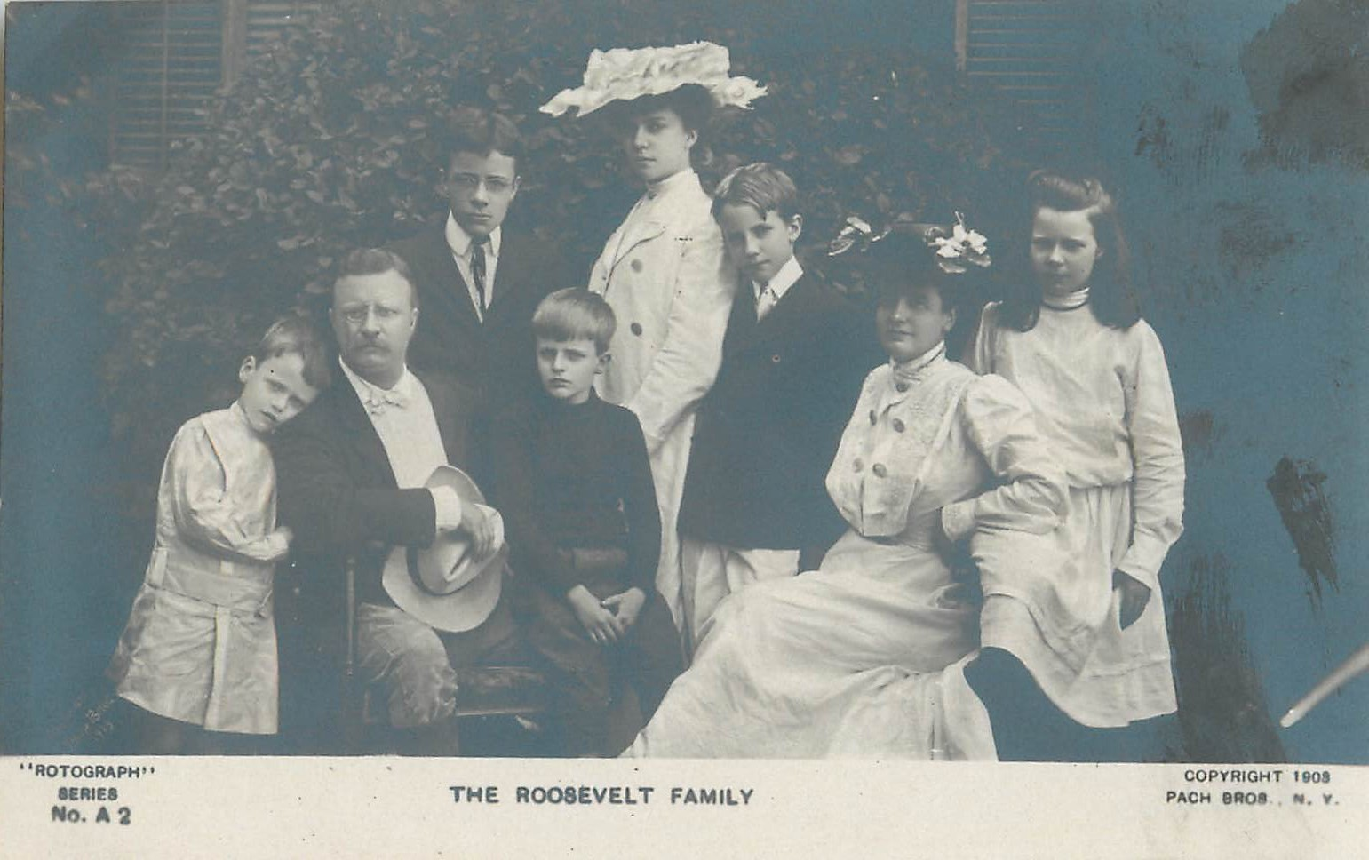 """The Roosevelt Family"""