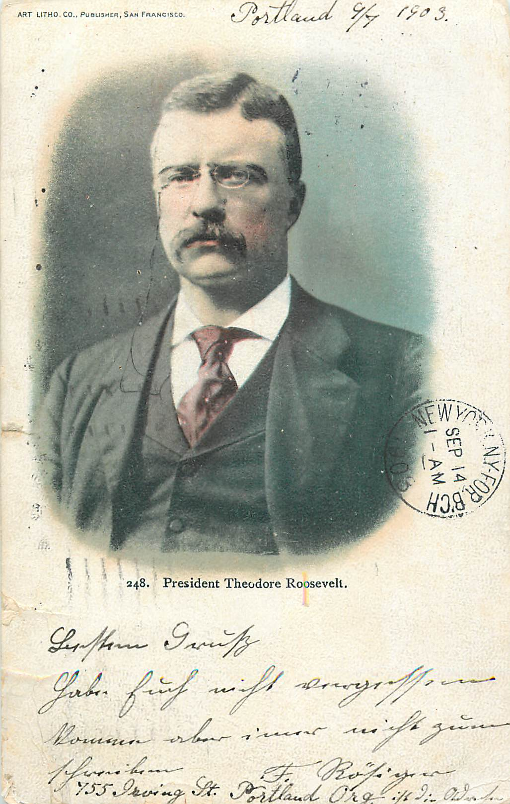 account of the presidency of theodore roosevelt The american presidency project contains the most comprehensive collection of resources pertaining to the study of the president of the united states compiled by john woolley and gerhard peters.